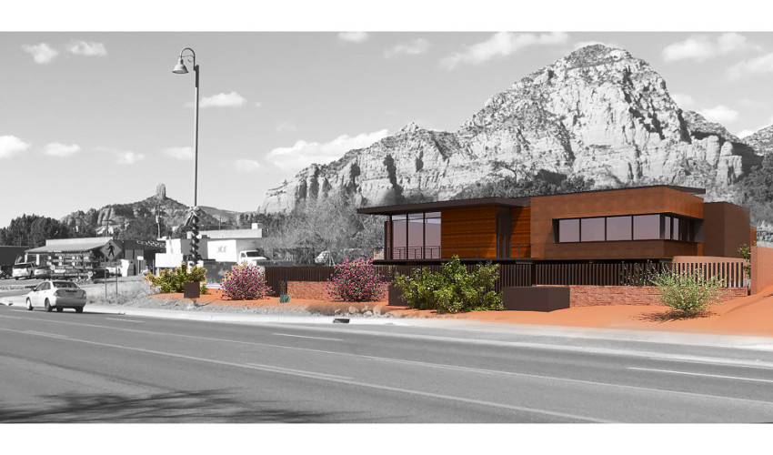 15/20 PLAZA Sedona by mussa + associates